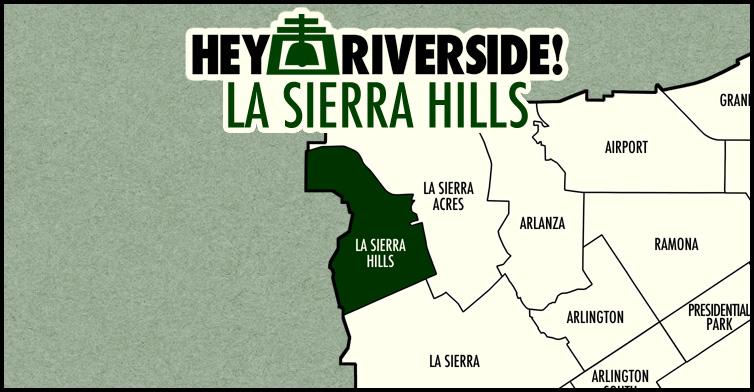La Sierra Hills neighborhood