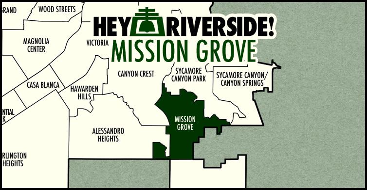 Mission Grove neighborhood