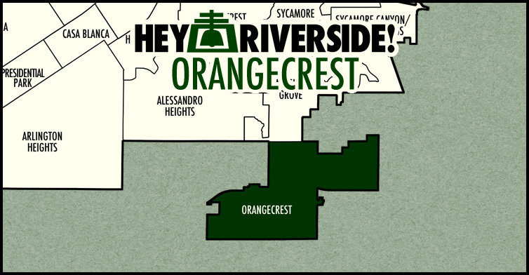 Orangecrest neighborhood